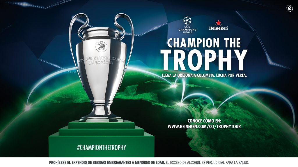 TROPHY TOUR - TROFEO
